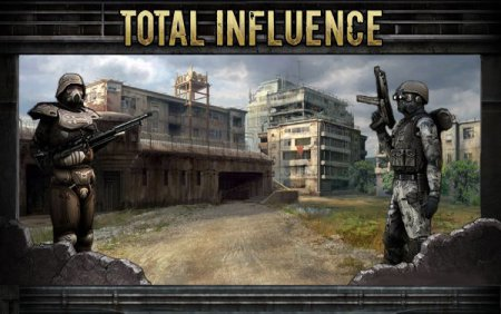 "Total Influence Online – Fallout ""для всех"""