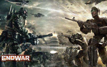 Интервью с разработчиком Tom Clancy's EndWar
