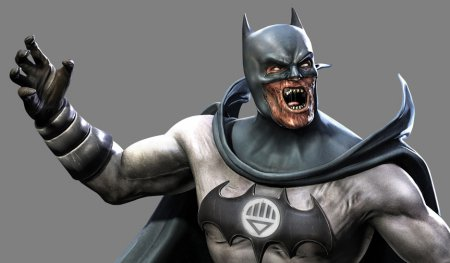 Слухи: В Injustice 'Blackest Night' DLC будет зомби-Бэтмен?