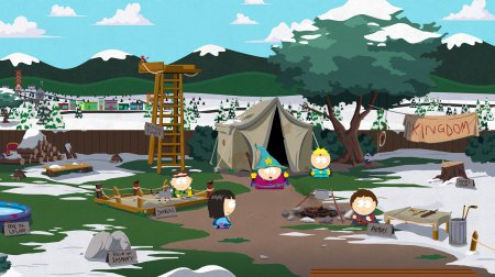 Новые скриншоты South Park: The Stick of Truth