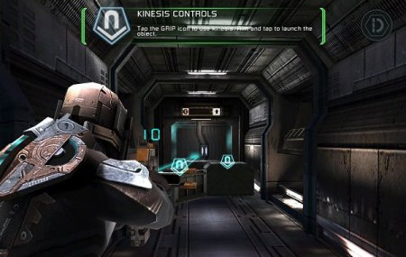 Dead Space™ for iPad: будни межгалактического слесаря