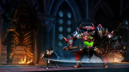 Castlevania: Lords of Shadow - Mirror of Fate HD появится в Steam