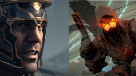 Меряемся полигонами: Killzone: Shadow Fall VS. Ryse: Son of Rome