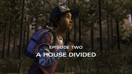 Обзор Walking Dead Season 2, Episode 2: A House Divided