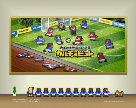Первые оценки Nintendo Pocket Football Club