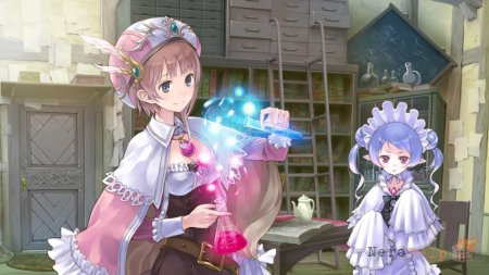 Atelier Rorona Plus: The Alchemist Of Arland для PS Vita выйдет в Европе 20 ...