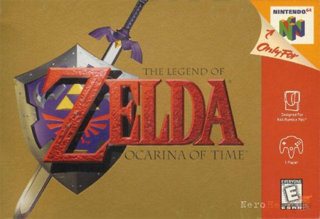 История серии The Legend of Zelda
