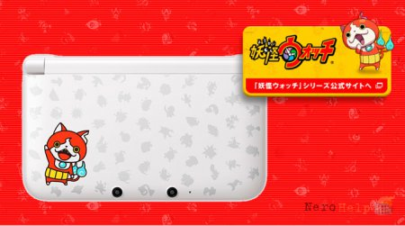 Бандл Youkai Watch 3DS LL