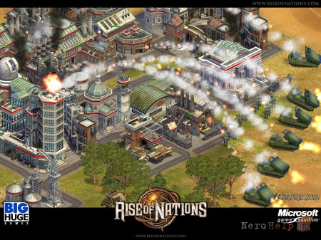 Rise of Nations будет переиздана
