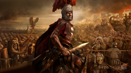 Релизный трейлер DLC Pirates and Raiders для Total War: Rome 2
