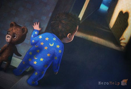 Обзор Among the Sleep