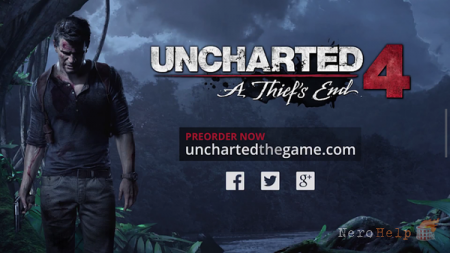 Новые детали Uncharted 4: A Thief's End