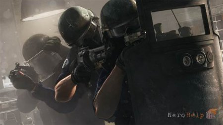 Геймплей Rainbow Six: Siege