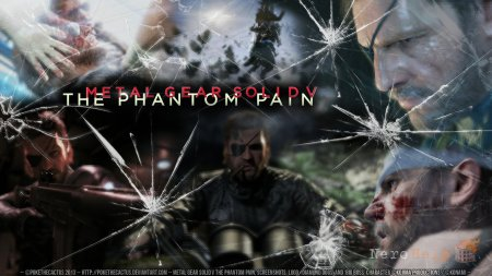 30 минут геймплея Metal Gear Solid 5: The Phantom Pain