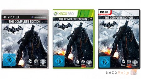Batman: Arkham Origins Complete Edition замечен на Amazon Germany