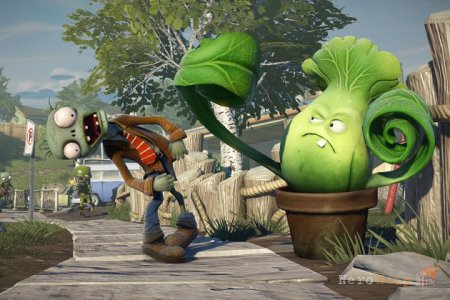 Релизный трейлер PC-версии Plants vs. Zombies: Garden Warfare