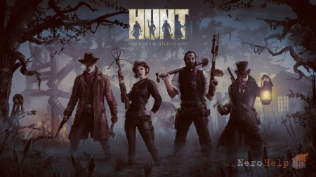 Crytek аносировала Hunt: Horrors of the Gilded Age