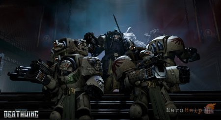 Трейлер Space Hulk Deathwing