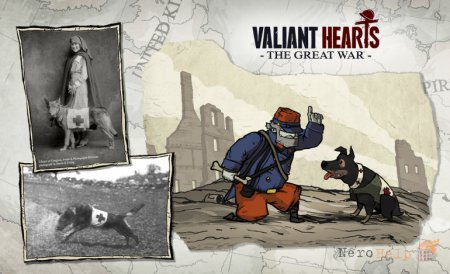 Valiant Hearts: The Great War | Обзор №2