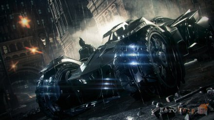 Превью Batman: Arkham Knight