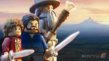 Обзор LEGO: The Hobbit