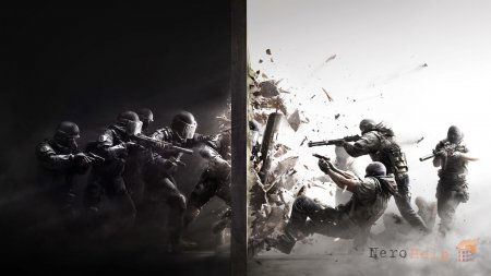 Превью Rainbow Six: Siege