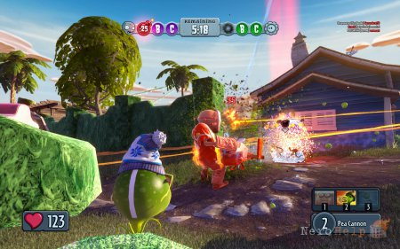 Обзор Plants vs. Zombies: Garden Warfare