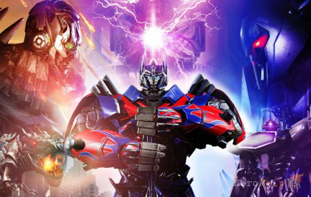 Обзор Transformers: Rise of the Dark Spark