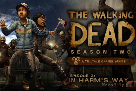 Обзор The Walking Dead: Season Two | Episode 3 -