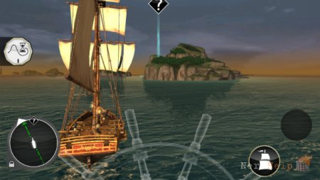 Успей получить Assassin's Creed Pirates для iOS бесплатно