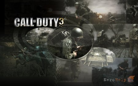 Обзор Call of Duty 3