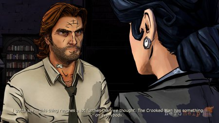 Обзор The Wolf Among Us – Season 1