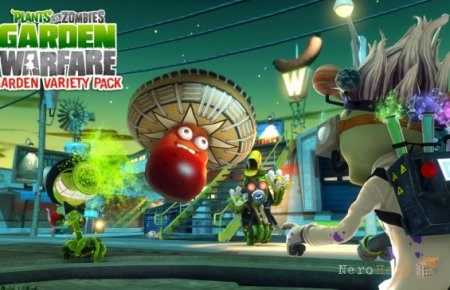 Трейлер Plants vs. Zombies: Garden Warfare для PS3 и PS4