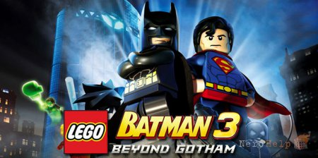 Новый трейлер LEGO Batman 3 Beyond Gotham