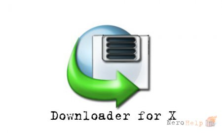 Субъективно о менеджерах закачки: Downloader for X
