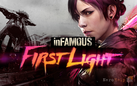Обзор InFamous: First Light