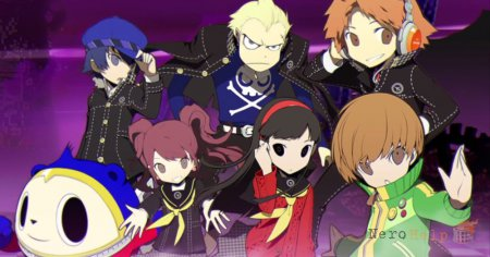 Пачка трейлеров Persona Q: Shadow of the Labyrinth
