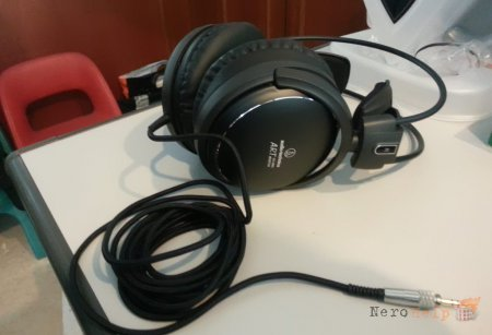 Обзор Audio-Technica ATH-A900X LTD