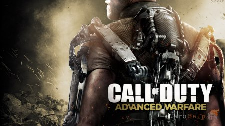 8 минут Call of Duty: Advanced Warfare