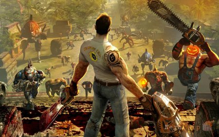 Обзор Serious Sam 3: BFE