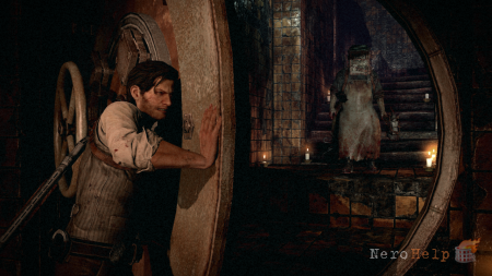 The Evil Within на золоте