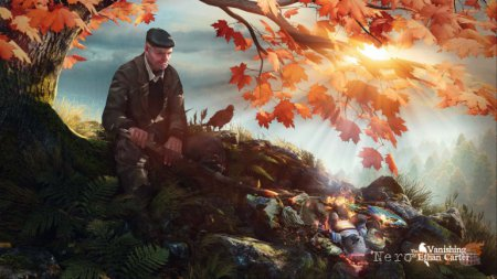 Обзор The Vanishing of Ethan Carter