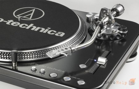 Обзор Audio-Technica AT-LP 1240 USB