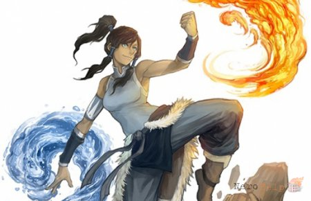 Семь минут The Legend of Korra
