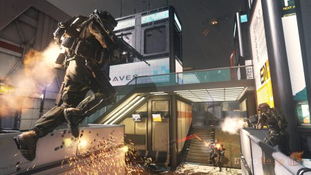 Обзор Call of Duty: Advanced Warfare