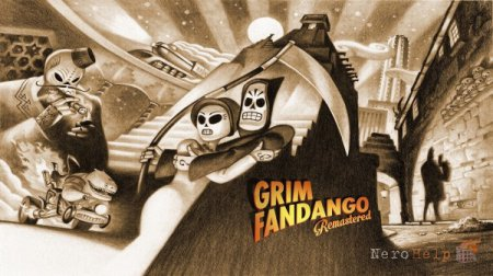 Double Fine покажут Grim Fandango Remastered на PlayStation Experience
