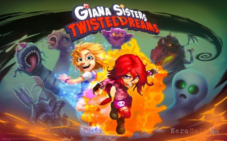 Giana Sisters: Twisted Dreams выйдет на PS4 и Xbox One