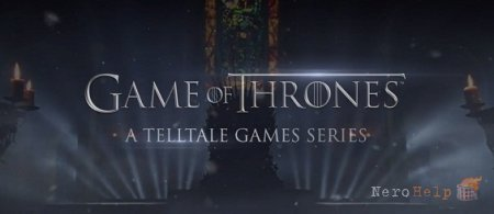 Новый трейлер Game of Thrones: A Telltale Game Series