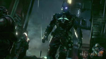 Batman: Arkham Knight Ace Chemicals Infiltration, первое видео