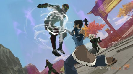Обзор The Legend of Korra